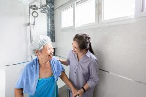 elder care hygiene